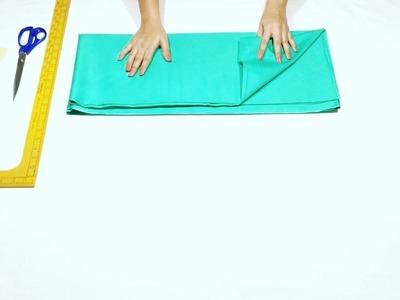 कम कपड़े में ज्यादा घेर की सलवार    Simple Joint Salwar Cutting Easy Method