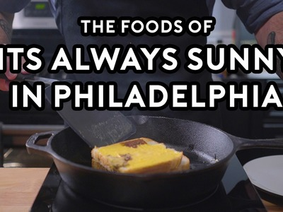 Binging with Babish: It's Always Sunny in Philadelphia Special