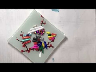 Build Your Stash and Craft, wk 29, Paper beads tutorial :)