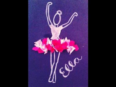 Dance craft ideas