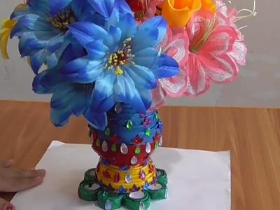 DIY - How to Make Paper Pot Craft