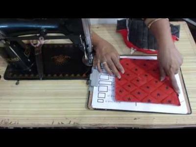 DIY TRIPLE ZIP SHOULDER BAG PART 1