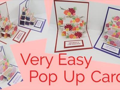 Easy Pop Up Card | Video Tutorial