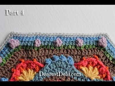 Garden Romp 2017 Crochet Along Part 4