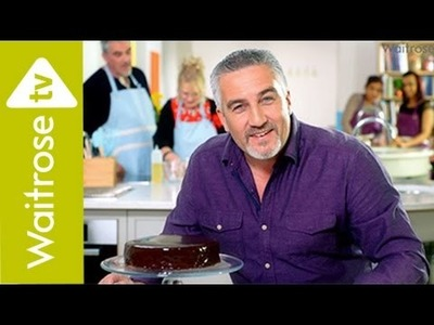 Get Baking with Paul Hollywood   Gluten-free Chocolate and Almond Cake   Waitrose