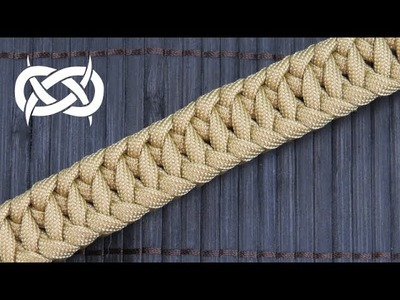 How to Weave the Beetle Fangs Paracord Bracelet