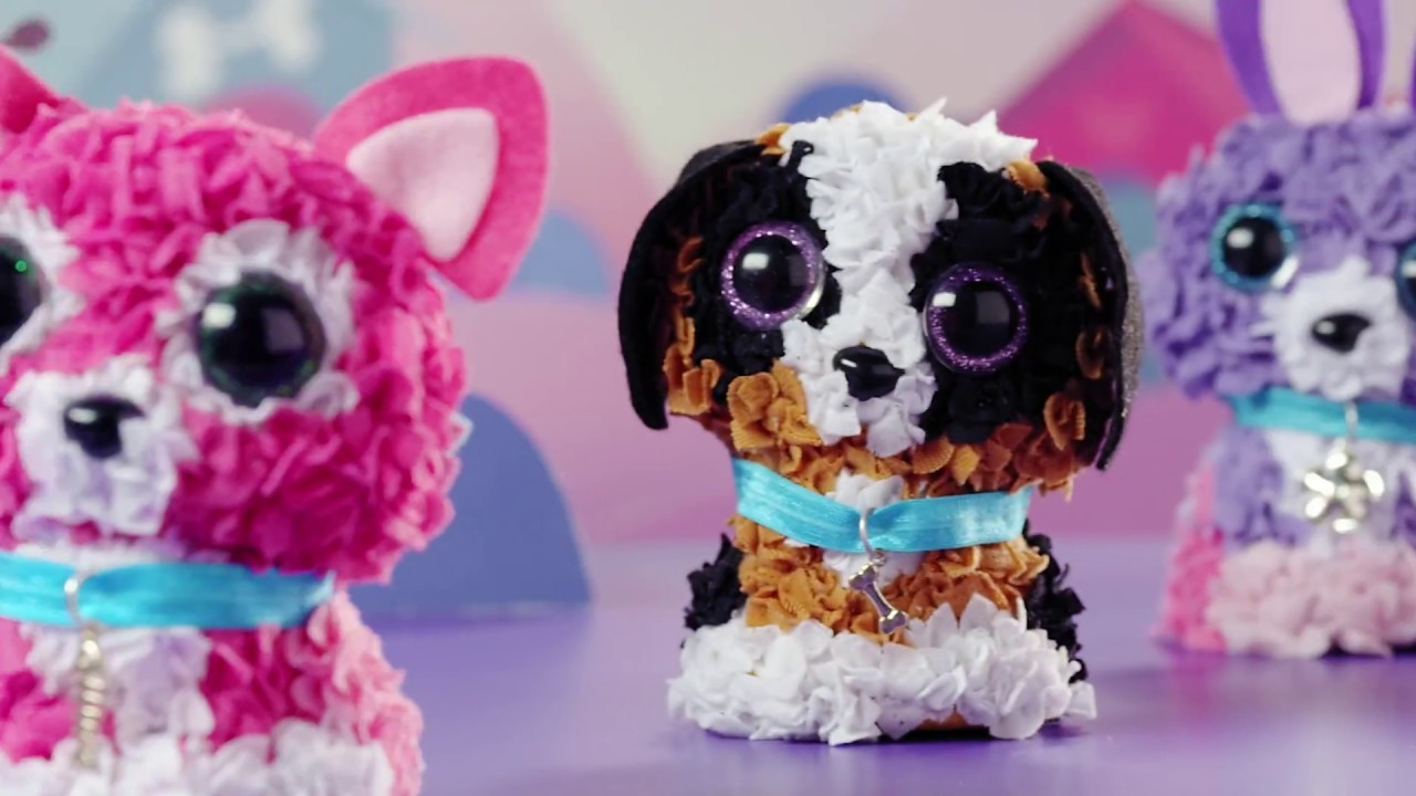 Plush Craft Official TV advert 2017