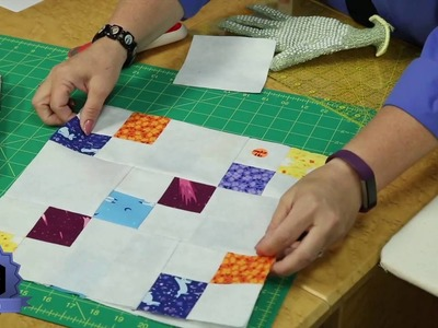 Quilting Quickly: Chez Luna -- Quilting for Beginners & Advanced Quilters