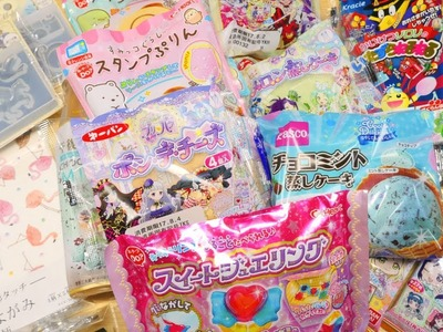 Shopping Haul! Daiso, Craft Supplies, DIY Candy Kits, and MORE!