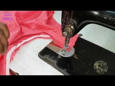 Simple Kameez Cutting and Stitching with Measurements and Tips