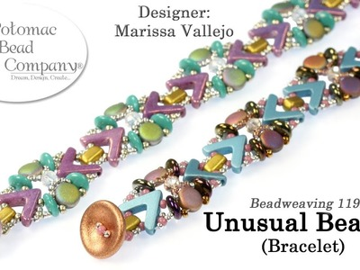 Unusual Beauty Bracelet (DIY Tutorial)