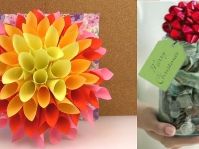 13 Amazing DIY Craft Project Ideas That are Easy to Make!