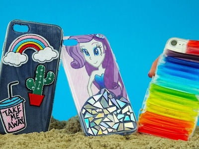 3 Best Phone Case DIY You Can Easy Make at Home | Creative Tutorials for Kids
