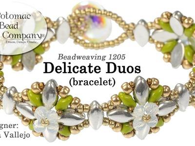 Delicate Duos - DIY Bracelet Tutorial