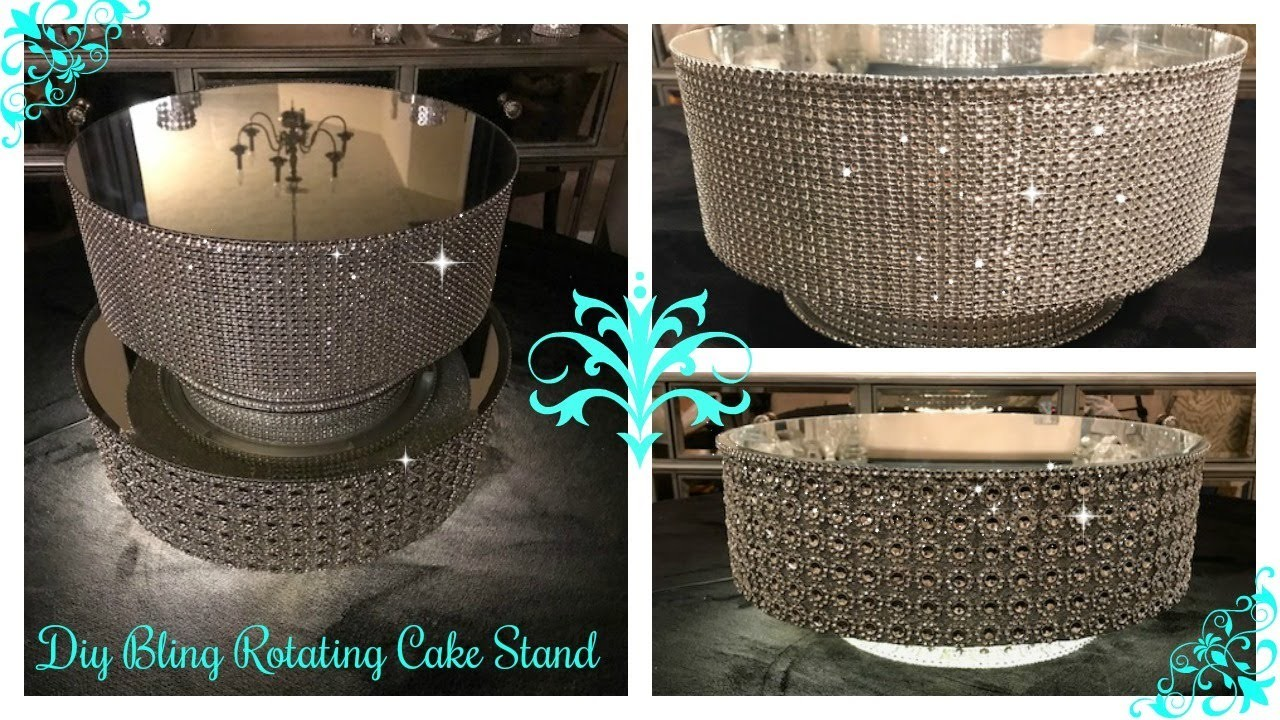 Cake Stand Lazy Susan