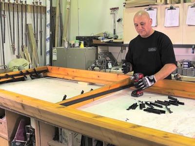DIY FLEX•fence Deck Roof Tutorial