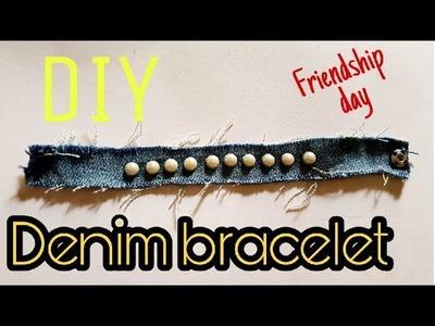 DIY friendship bracelets | bracelet making diy | easy n quick idea at home