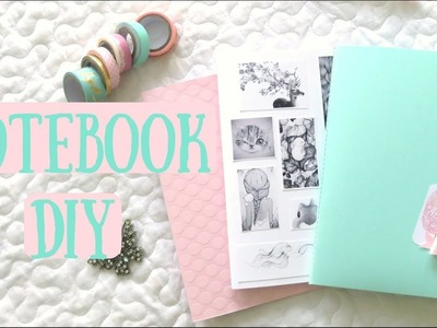 DIY Notebooks and Cover Design Ideas