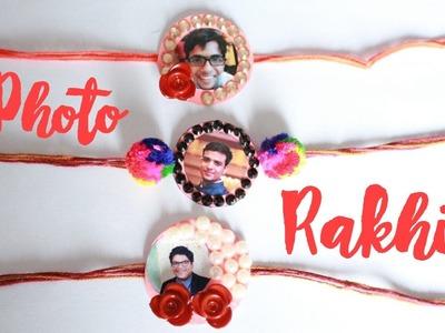 DIY Photo Rakhi | Happy Rakshabandhan | Scissors and Ribbons