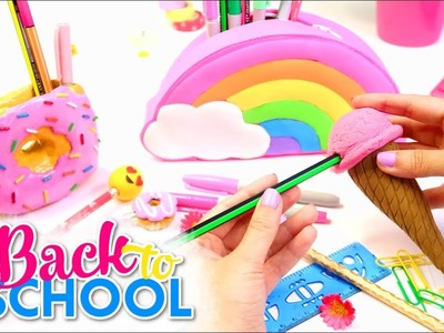 DIY School Supplies for Back to School 2017! Isa's World