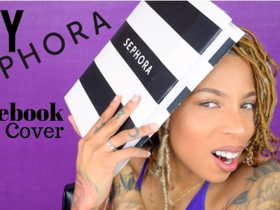 DIY Sephora Book Cover!? | THE BEST BACK TO SCHOOL SUPPLIES