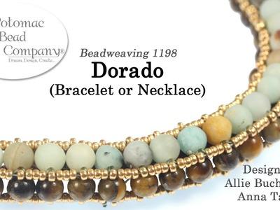 Dorado Bracelet or Necklace (DIY Tutorial)