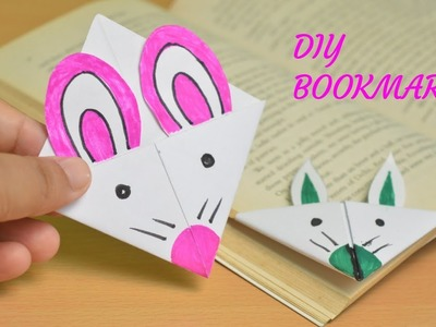 Easy DIY Mice Corners Bookmark (Paper Craft)--Part 1