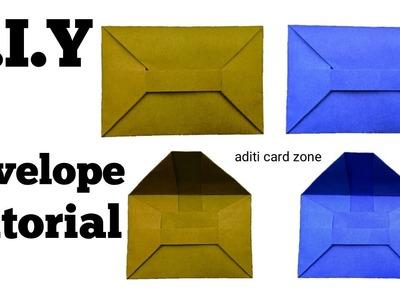 Envelope ideas | How to make an envelope | Diy Envelope | Envelope tutorial |