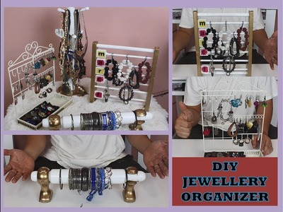 HOW TO DIY JEWELRY ORGANIZER | Marc Ferreras