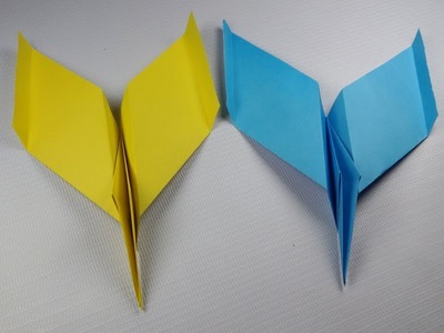 How to Make a Paper Airplane   Airplane Tutorial DIY
