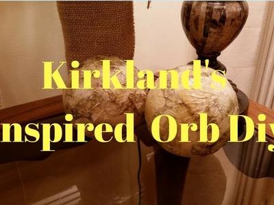 Kirkland's Inspired Orb DIY