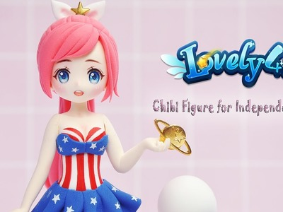 "Lovely4u | VO11 | Lovely4u OC ""Seven"" for 4th of July 