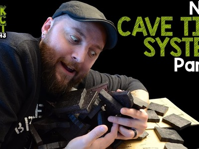 New Cave Tiles For D&D Tutorial Part 2 (Black Magic Craft Episode 043)