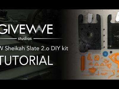 Sheikah Slate 2.o DIY kit TUTORIAL
