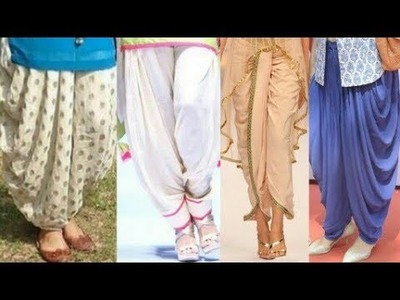 Beautiful Salwar Designs.Ideas|How to style your Salwar|Latest Salwar Design|Beautiful You
