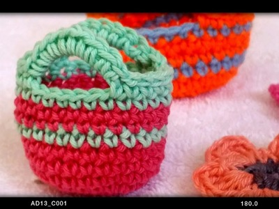 Crochet mini bag????????????????