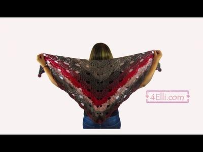 Crochet: The Virus Shawl Tutorial