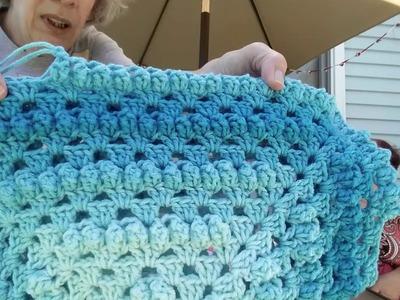 Debi & Laura's crochet & crafts  7-30-17