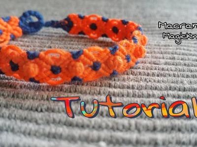 DIY Friendship Bracelets EASY! How To Make Macrame Bracelets ♥ MMKnots ♥