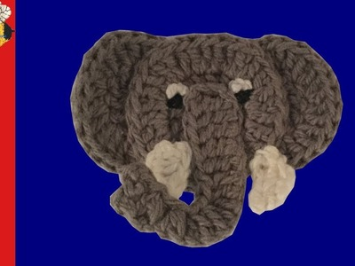 How to crochet an Elephant (Train series Part 3)