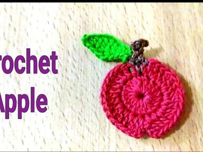 How to Crochet Apple Fruit