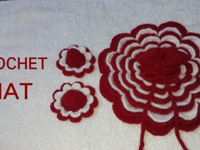How to make crochet hat for 4,5,6,7,8 no. Kanha Ji