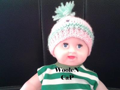 How To Make Woolen Cap