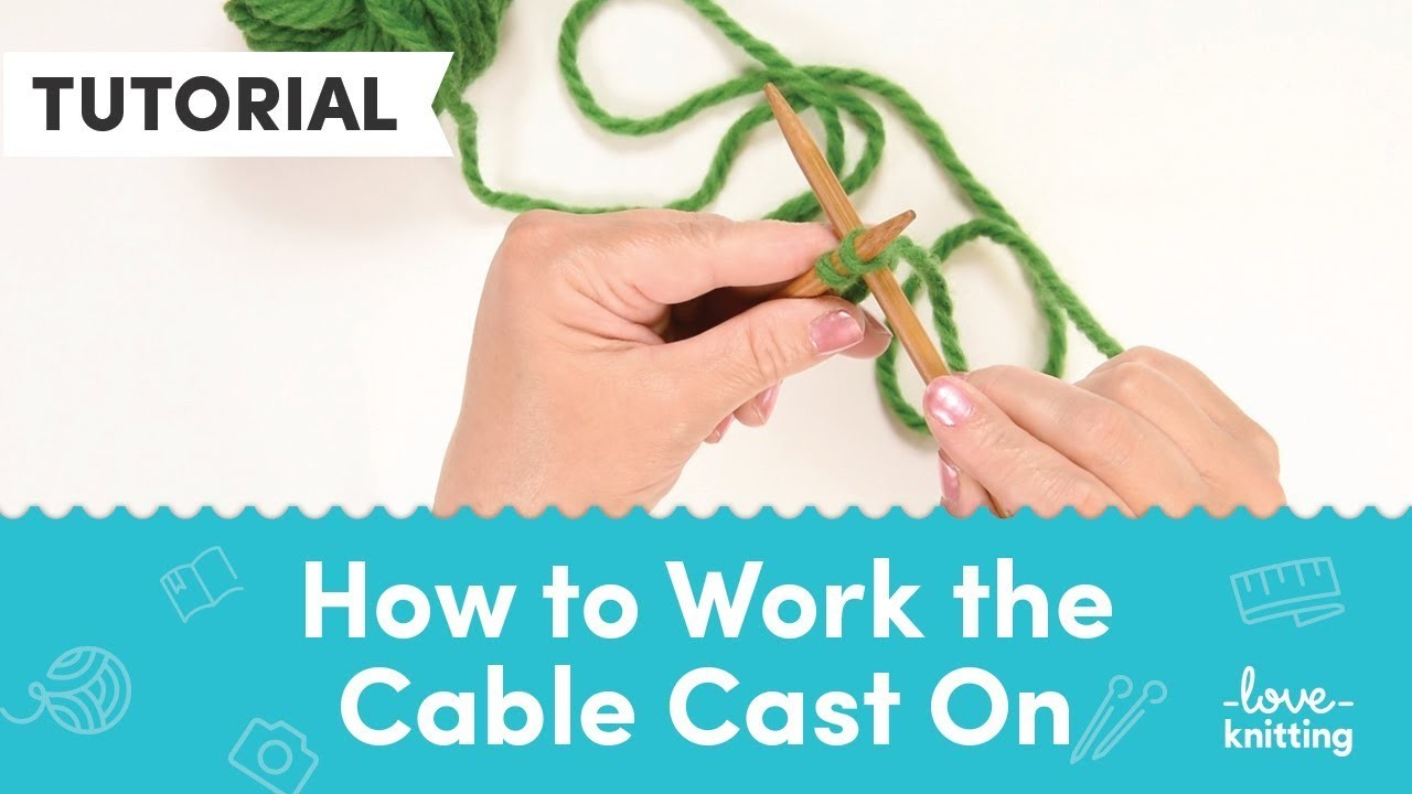 How to Work the Cable Cast On