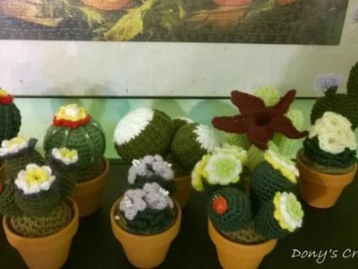 My crochet cactus - part 1^