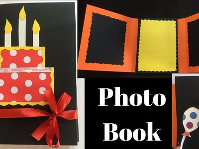 Photo Book Handmade | Birthday gift DIY |  Birthday gift handmade ideas