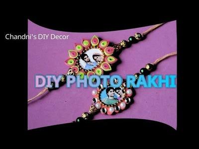 DIY Easy Personalized Photo Rakhi | How to Make Quilling Rakhi | 3 Easy DIY Rakhis