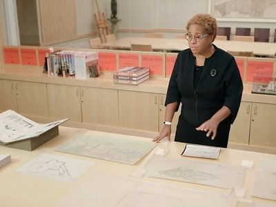 Frank Lloyd Wright | HOW TO SEE Rosenwald School with Mabel Wilson