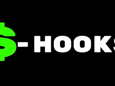 $-hooks. How to Make Money Forging S Hooks