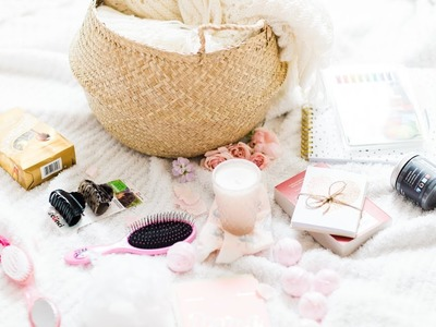 How to Make A DIY New Mom Survival Kit | Postpartum Recovery | New Baby | New Mommy